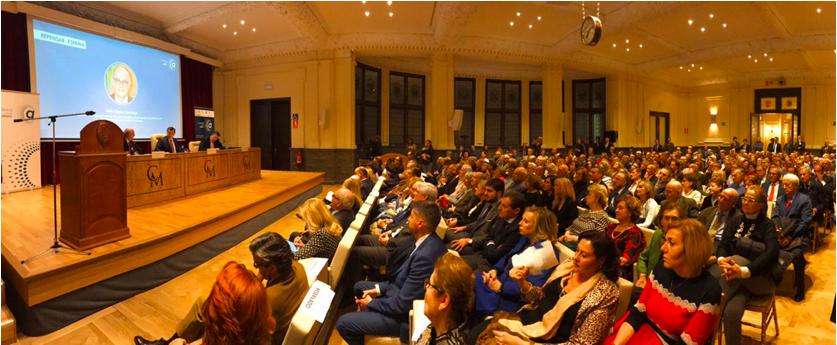Presentación del Congreso «Repensar España» en el Casino de Madrid
