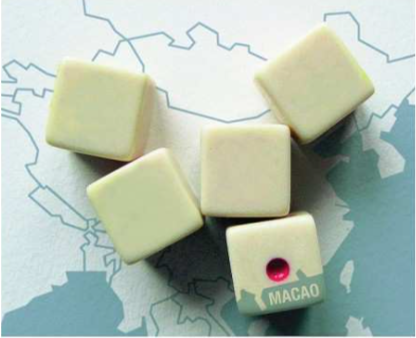 China y la industria del juego: traer el negocio a Macao