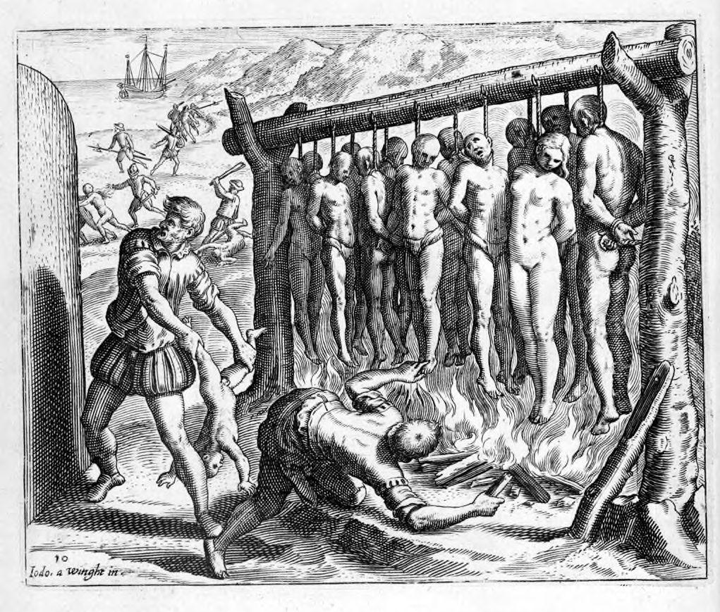 Efectos de la Leyenda Negra                       en la Intrahistoria particular de los españoles