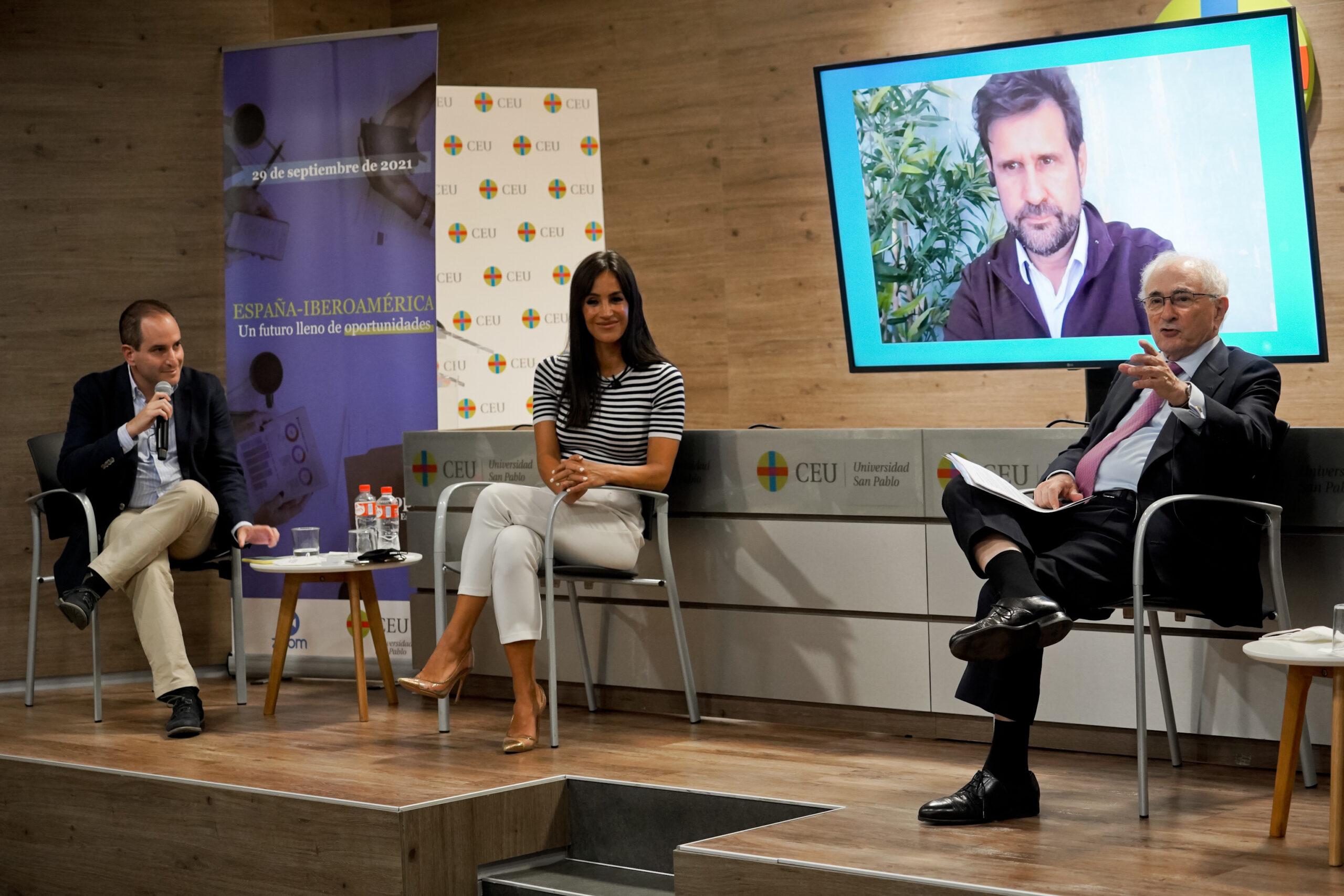«España-Iberoamérica. Un futuro de posibilidades»